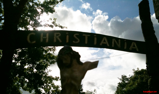 where is your god now? christiania.