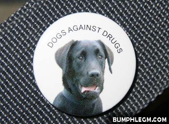 dogs against drugs