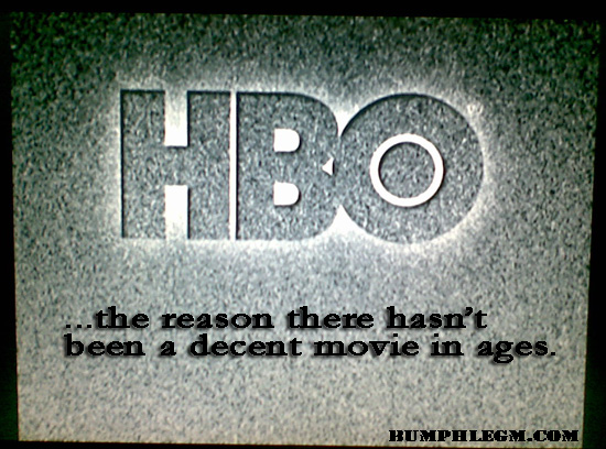 hbo - stealing the film industries good writers