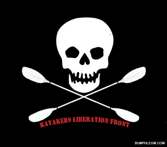 kayakers liberation front