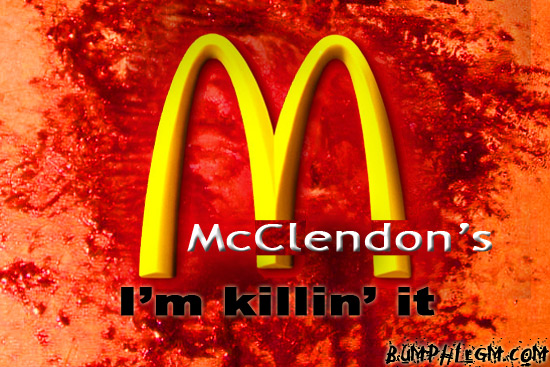 McClendons killing shooting spree